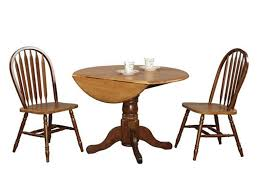 round dining room table with leaf dining tables
