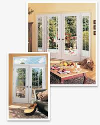 swinging patio doors paramount windows