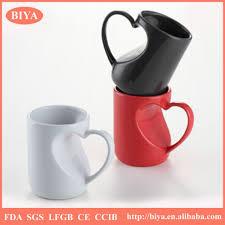 mug with heart shaped handle mug with heart shaped handle