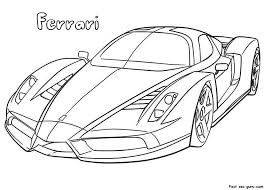 coloring pages fast cars fast car coloring pages