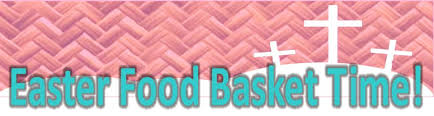food baskets st raymond catholic church help needed easter food baskets