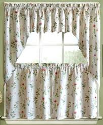 Grommet Kitchen Curtains Kitchen Tier Curtains U2013 Teawing Co