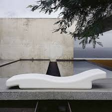 Patio Chaise Lounge Chair Gandia Blasco Tumbona 356 Modern Outdoor Chaise Lounge Chair