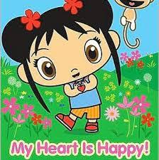 Ni Hao Kai Lan Sticker Books Toys Paper Dolls Stickers