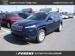 mail jeep 4x4 2018 new jeep cherokee latitude plus 4x4 at landers serving little