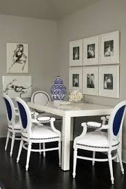 gray walls contemporary dining room sherwin williams light