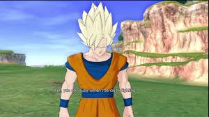 android saga raging blast android saga goku s return from planet