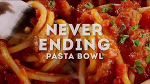 Olive Garden Never Ending Pasta Bowl Is Back - olive garden never ending pasta bowl tv commercial back and better
