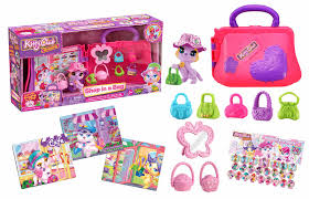 kitty club shopping shop in a bag whatnot toys