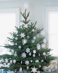Homemade Christmas Tree by Christmas Tree Ideas For Kids Martha Stewart