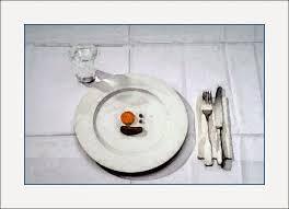 nouveau cuisine notes on a serviette 678 nouvelle cuisine