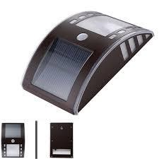 driveway motion sensor light solar power motion sensor light outdoor security l for patio deck