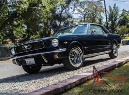 buy ford mustang uk ford mustang notchback