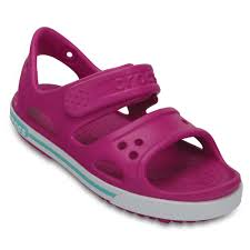 chaussure crocs cuisine crocs de loup crocs crocband ii sandal ps sandales violet
