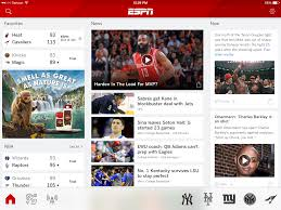 espn app for android this is the new espn app espn ios and app