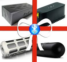 Coolest Speakers Holiday Gift Guide 2012 Portable Bluetooth Speakers List