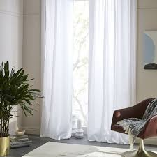 Quiet Curtains Price Blackout Curtain West Elm