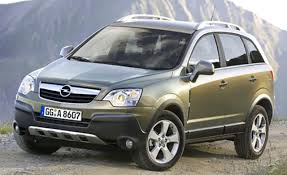 opel suv antara opel antara specs and photos strongauto