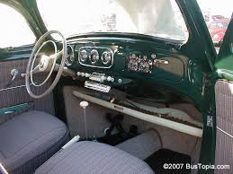 Vw Beetle Classic Interior Volkswagen Split And Oval Window Bug Images By Bustopia Com