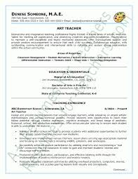teachers resume template resume template best resume collection