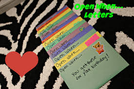 open when letters kendall youtube
