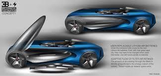 bugatti concept car bugatti type zero concept