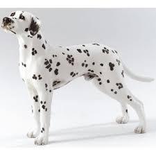 dalmatians dogs and dalmatian ornament figurine