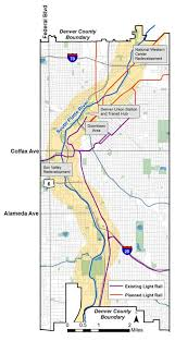 denver light rail expansion map south platte riverplace initiative