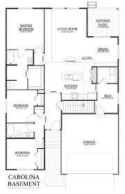 the carolina basement floor plans listings viking homes