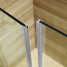 Shower Door Magnetic Strips by Glass Shower Door Trim Gallery Glass Door Interior Doors