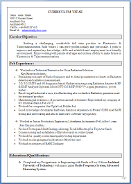 Best Resume Format Word Document by Marriage Resume Format Word File 6586