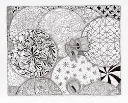 ornaments galore drawing by paula dickerhoff