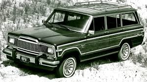 jeep 1982 jeep wagoneer limited u00271982 u201383 youtube