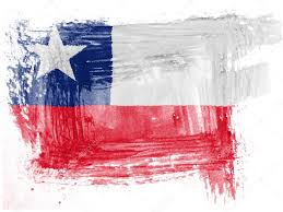 Cile Flag The Chile Flag U2014 Stock Photo Olesha 23432512