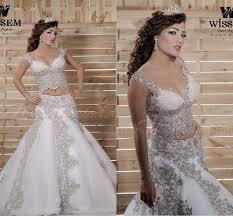wedding tops vintage mermaid wedding dresses v neck the shoulder tops for