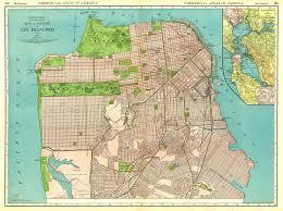 Map San Francisco by San Francisco Historical Maps Michigan Map