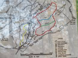 Hacklebarney State Park Map by Gone Hikin U0027 Swartswood State Park Nj Duck Pond Multi Use Trail