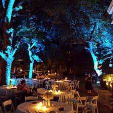 uplighting rentals outdoor led uplight rental american party lights