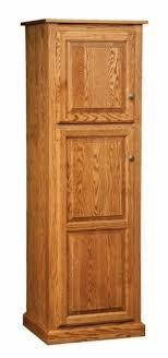 Solid Wood Kitchen Pantry Cabinet Cottage Oak Solid Hardwood Pantry Cabinet Shelves Kitchen Walnut