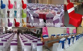Used Wedding Chair Covers 2017 Used Wedding Stretch Banquet Chair Covers Buy Used Banquet