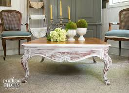 Country Coffee Table Coffee Table Makeover With Country Style Prodigal Pieces