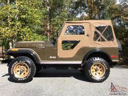 jeep golden eagle decal cj golden eagle all original