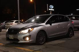 All We U0027ll Drive Hybrid Tail Lights On My U002712 Impreza Hatchback