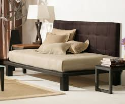 alluring contemporary day beds knoll barcelona bed bedroom