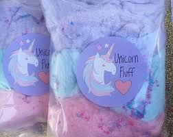 cotton candy bags wholesale unicorn cotton candy favors 32 cotton candy bags goodie