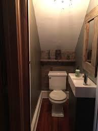 Smallest Powder Room - best 25 bathroom under stairs ideas on pinterest understairs