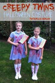 headless halloween twins halloween costume