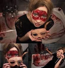 Scary Looks For Halloween by