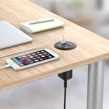 Schreibtisch 3 Meter Simpeak 30w 4 Port Usb Schreibtisch Ladegerät Zum Amazon De