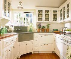 kitchen corner sink ideas open floor plans apron front sink white cabinets and sinks